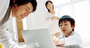 Trẻ thừa hưởng 40% trí thông minh từ cha mẹ
