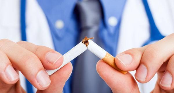 Hãy nói không với thuốc lá