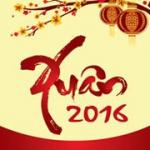 Thông báo nghỉ Tết âm lịch 2016