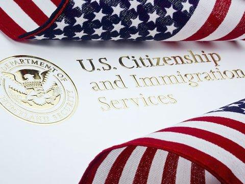 thủ tục nhập tịch nộp sở di trú Hoa Kỳ
