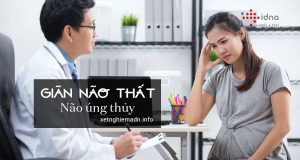 Giãn não thất ở thai nhi – Não úng thủy
